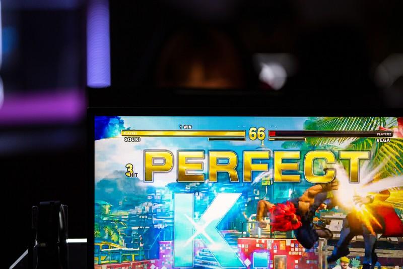 ゲームのディスプレイ画像